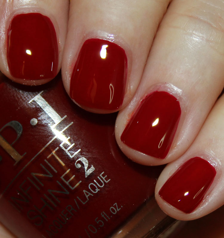 Laquer Nail Bar: OPI Infinite Shine Gel Effects Lacquer System