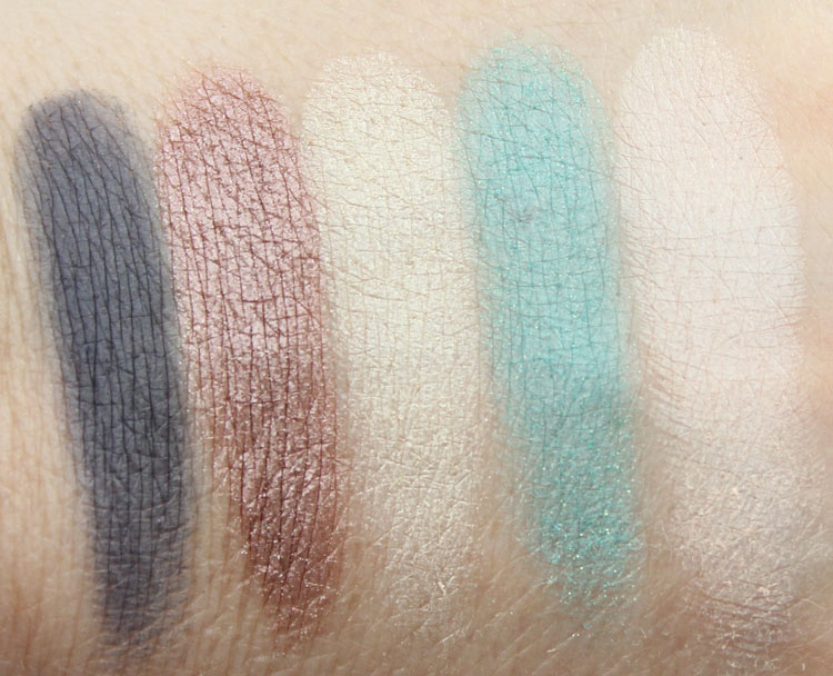 Pacifica Power Of Love Eyeshadow Palette Swatches-2