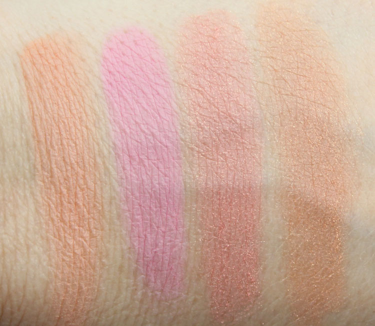 Urban Decay Afterglow 8-Hour Powder Blush Indecent, Obsessed, Score, Kinky