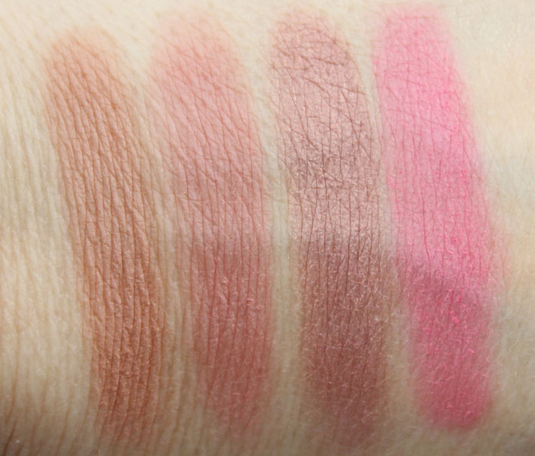 Urban Decay Afterglow 8-Hour Powder Blush Video, Fetish, Rapture, Crush