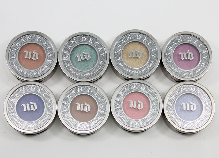 Urban Decay Eyeshadow Summer 2015