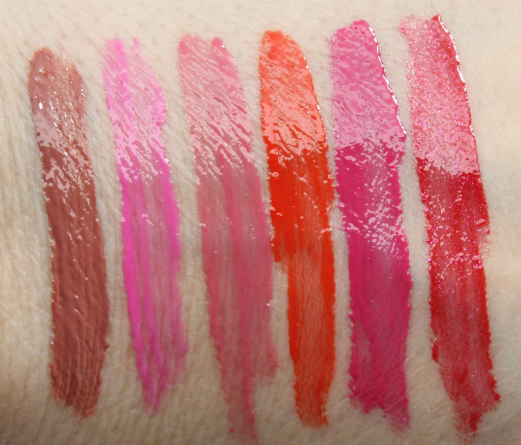 Urban Decay Revolution High-Color Lipgloss Liar, Savage, Failbait, Punch Drunk, Scandal,Assasin