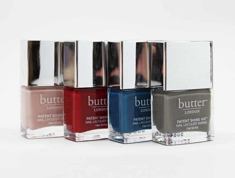 butter LONDON Patent Shine 10x