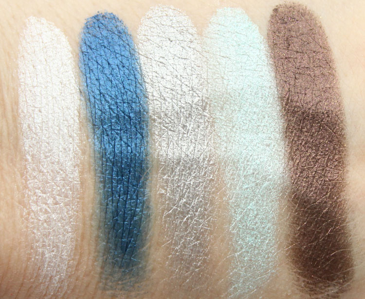 LORAC Alter Ego Eye Shadow Palette Heartbreaker Swatches-2