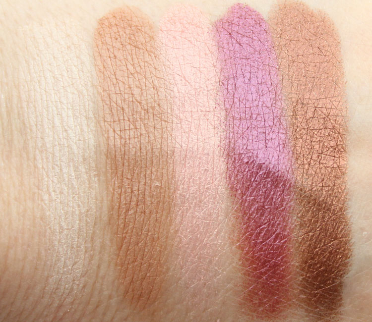 LORAC Alter Ego Eye Shadow Palette Heartbreaker Swatches