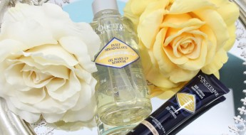 LOccitane Immortelle Oil Makeup Remover, BB Cream