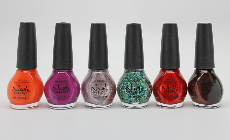 Nicole by OPI Coca Cola Collection