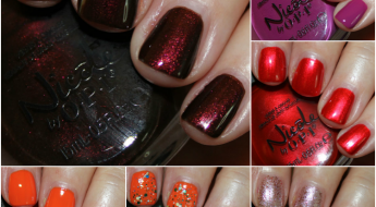 Nicole by OPI Cola Cola Collection