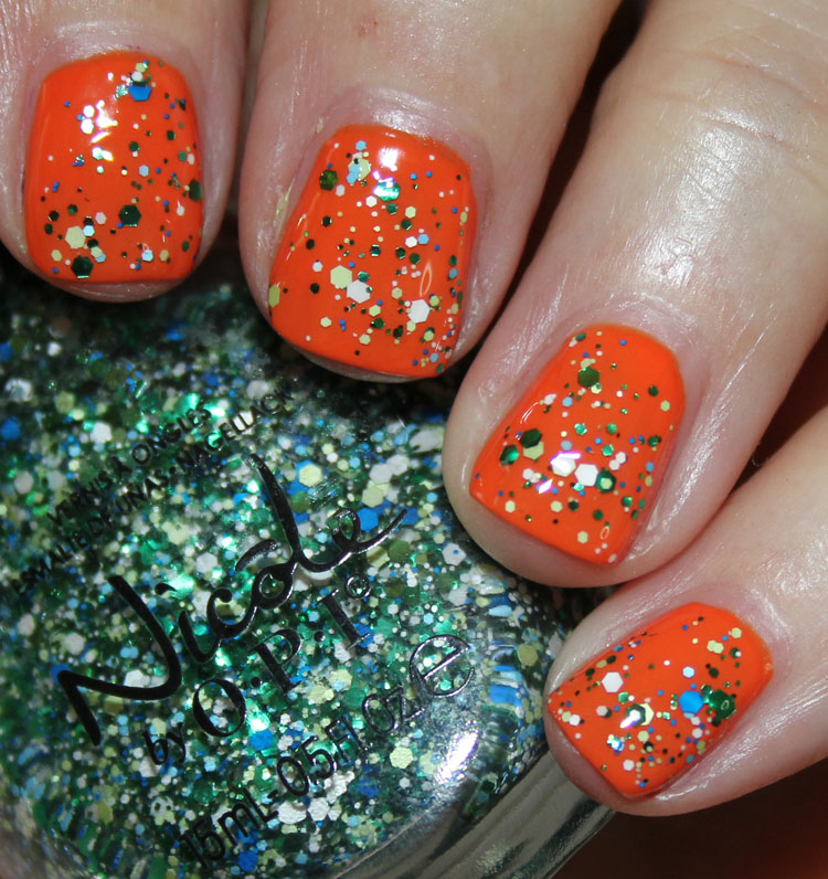 Nicole by OPI Seriously Citrus