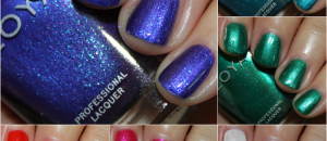 Zoya Paradise Sun for Summer 2015