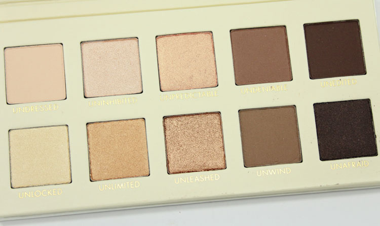 LORAC Unzipped Gold Eye Shadow Palette-3