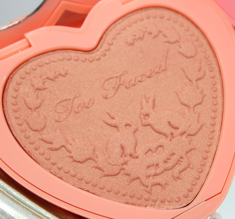Too Faced Love Flush Blush I Will Always Love You