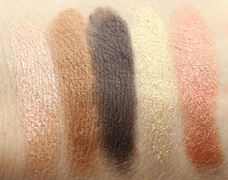 Too Faced Love Palette Pure Love Swatches