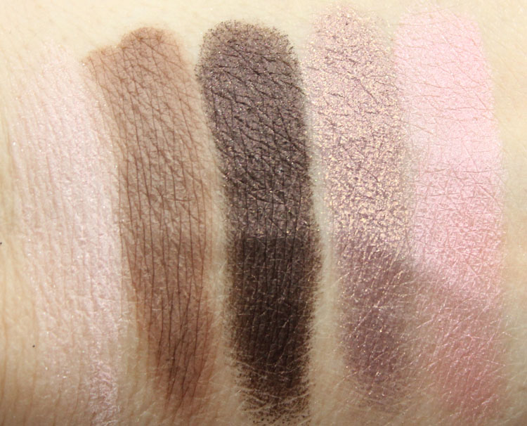 Too Faced Love Palette True Love Swatches
