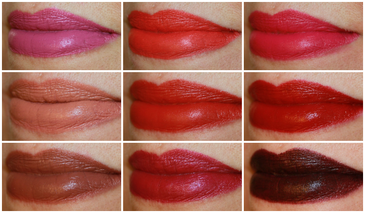 Urban Decay Matte Revolution Lipstick Fall 2015