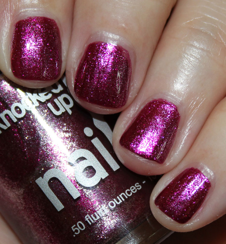 Knocked Up Nails Swatches & Review | Vampy Varnish