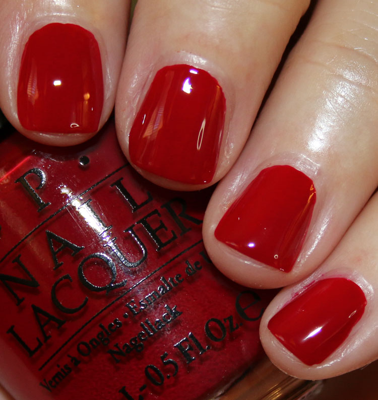 OPI Amore at the Grand Canal