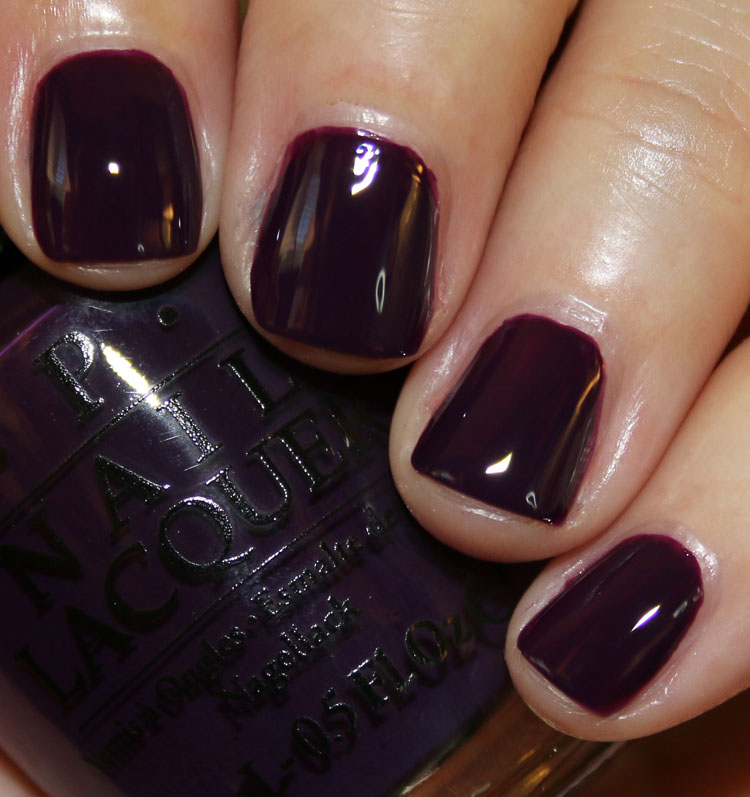 OPI Venice for Fall/Winter 2015 Collection | Vampy Varnish