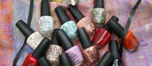 OPI Venice for Fall/Winter 2015 Collection