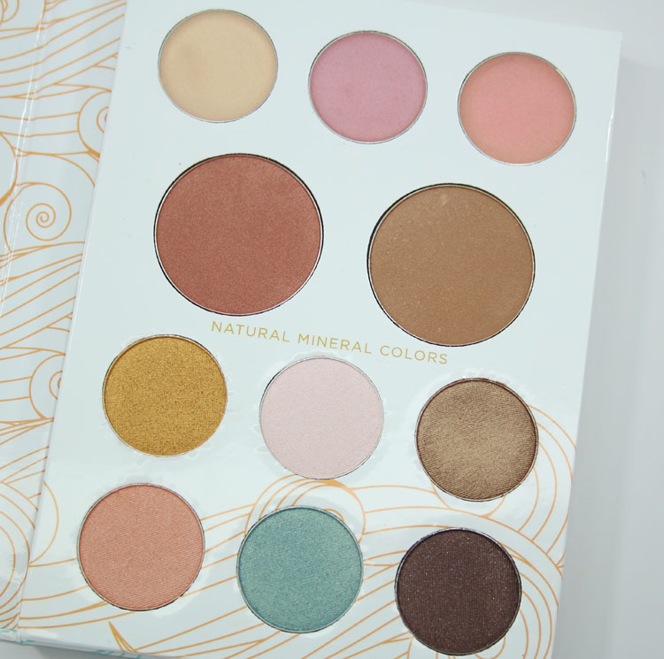 Pacifica Solar Complete Color Mineral Palette-3