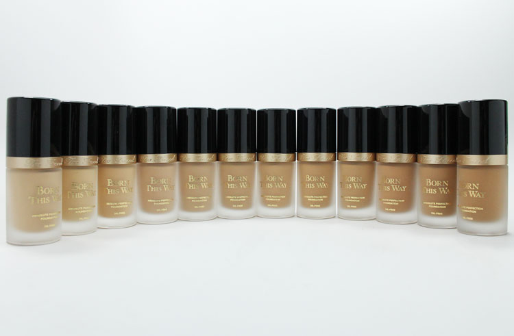 Too Faced Born This Way Absolute Perfection Foundation