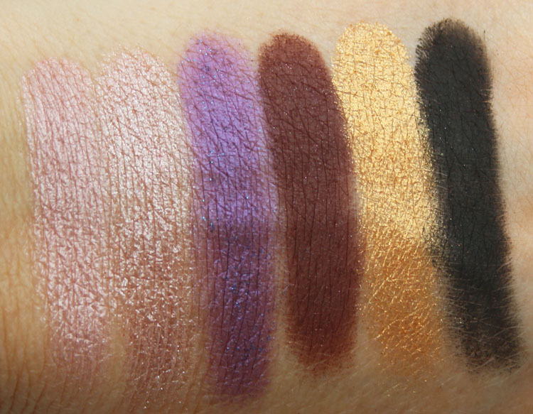 Too Faced Stardust by Vegas Nay Swatches-2