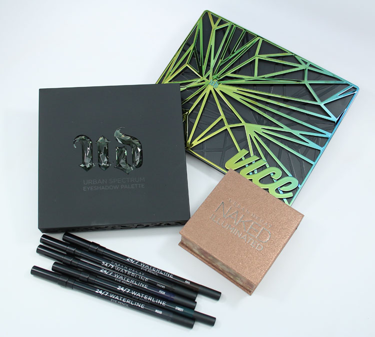 Urban Decay Holiday 2015-2