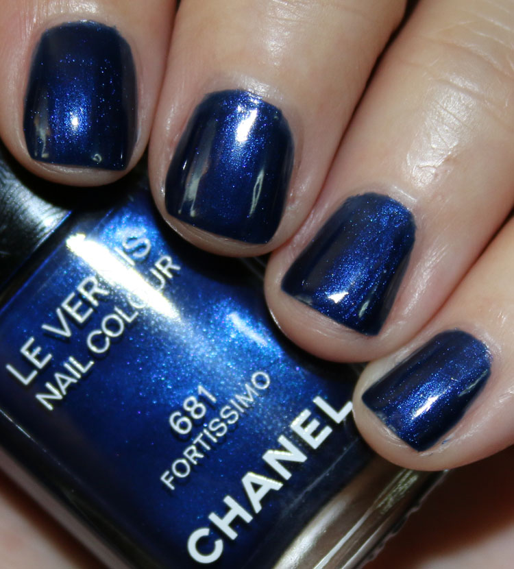 Chanel Fortissimo Le Vernis