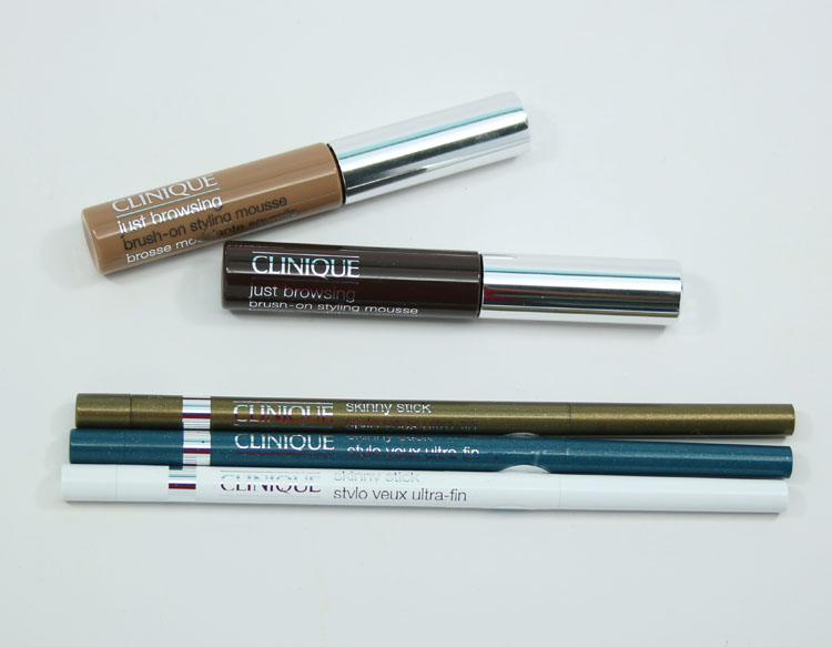 Clinique Skinny Stick and Just Browsing
