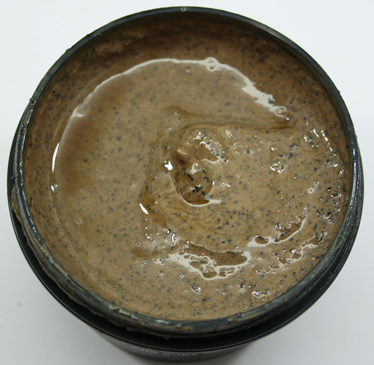 LUSH Cup O' Coffee Face and Body Mask-2