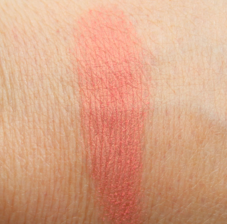 Milani Blossomtime Rose Swatch