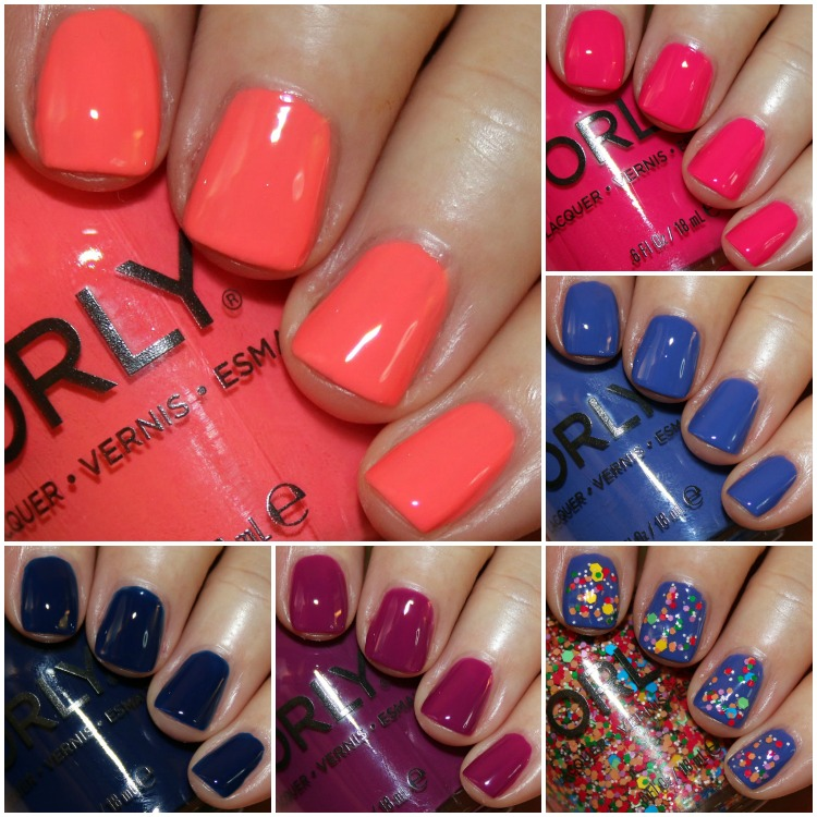 Orly In The Mix Fall 2015