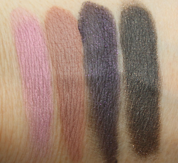 Too Faced La Petite Maison Pussy Cat, Dreams, Jungle Love, Chocolate Moon
