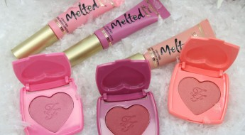 Too Faced Melted Kisses & Sweet Cheeks-2