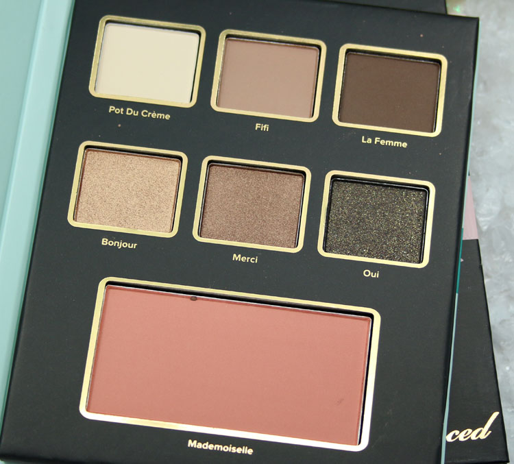 Too Faced Paris au Naturale