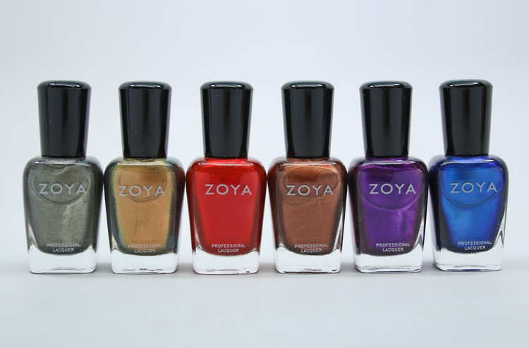Zoya Flair Fall 2015