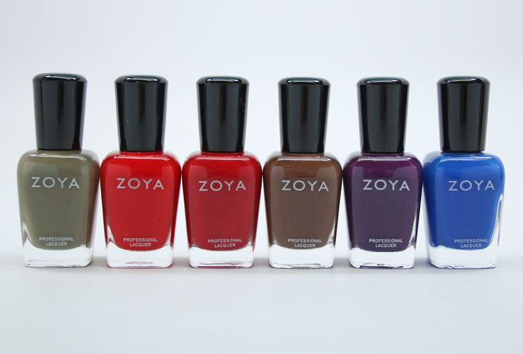 Zoya Focus Fall 2015