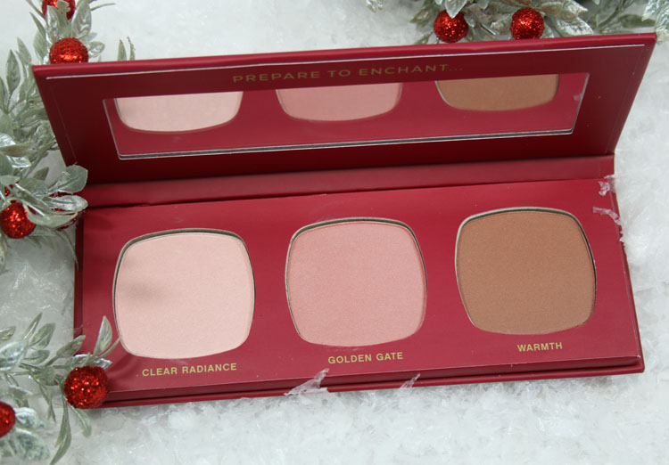 Bareminerals The Royal Court Ready Face Color Trio For