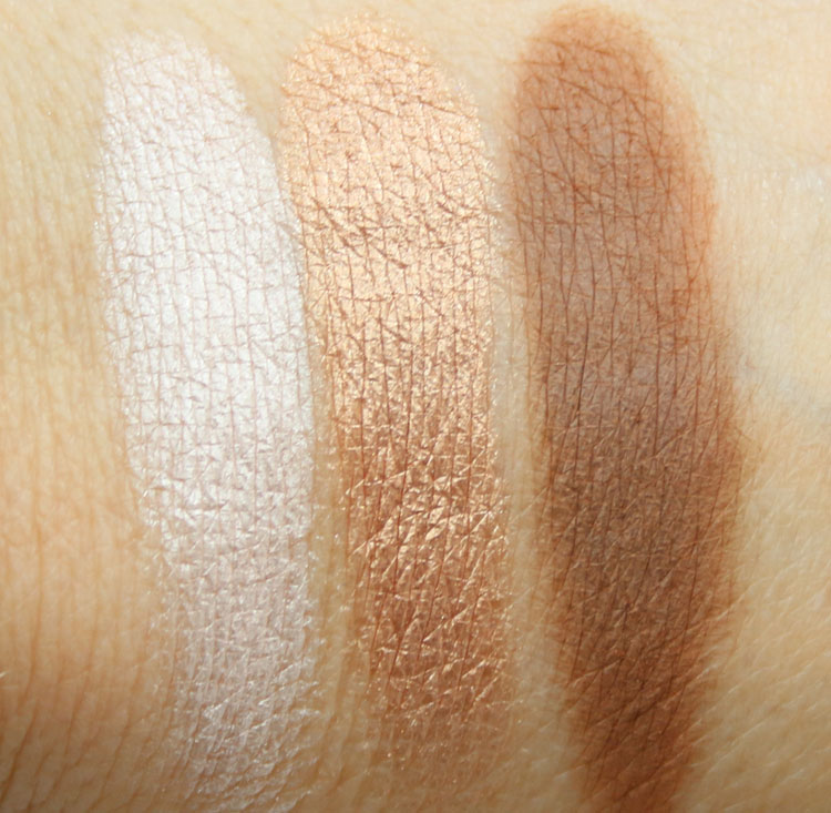 LORAC Love, Lust & Lace Full Face Collection Swatches