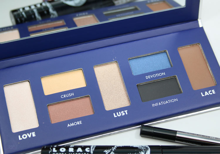 LORAC Love, Lust & Lace Full Face Collection for Holiday 2015-4
