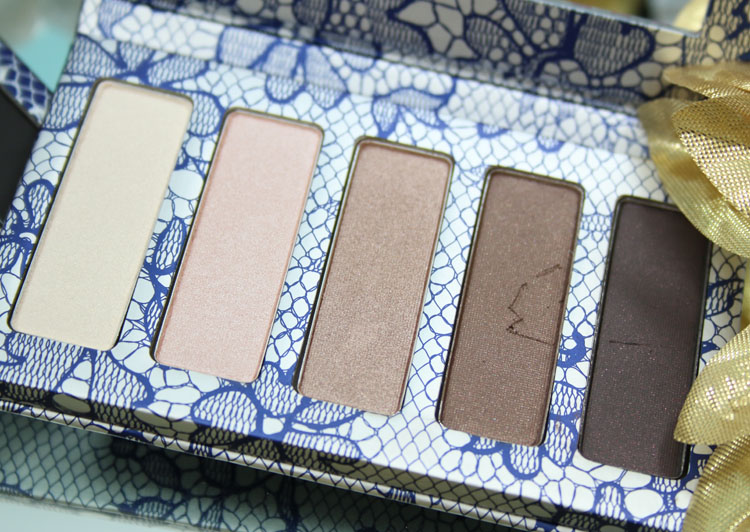 LORAC Love, Lust & Lace Shimmer Eye Shadow Palette