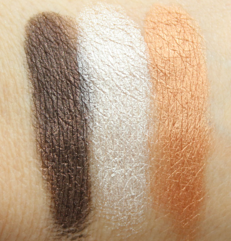 LORAC Riesling Romance Eye Shadow Palette Swatches-2