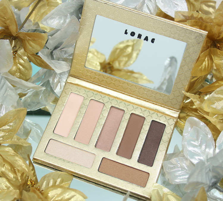 LORAC Riesling Romance Eye Shadow Palette for Holiday 2015-2