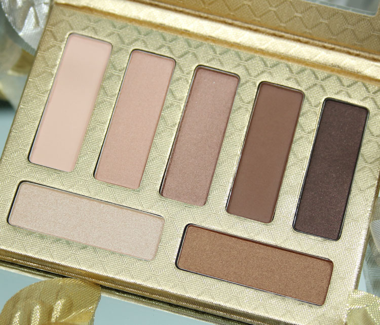 LORAC Riesling Romance Eye Shadow Palette for Holiday 2015-3