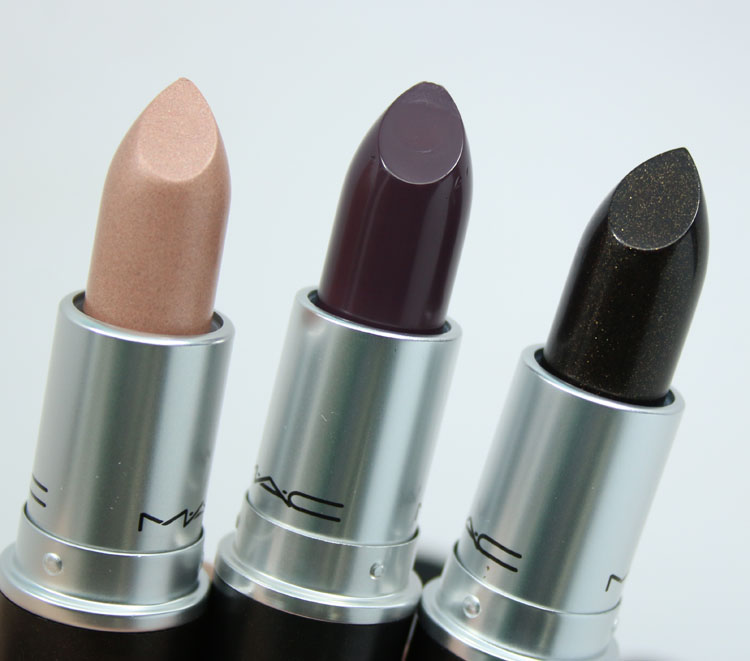 MAC Dark Desires Lipstick
