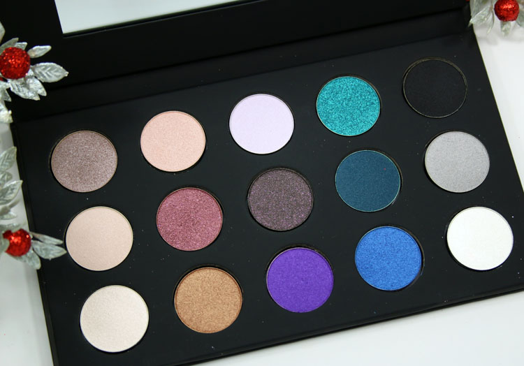 Make Up For Ever 15 Artist Shadow Palette-3
