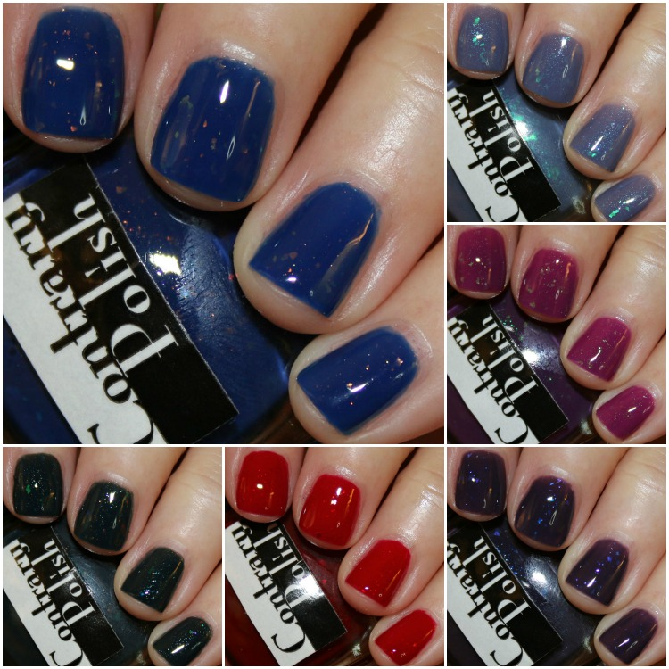 Contrary Polish Coloring Outside the Lines Collection
