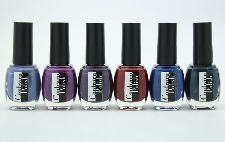 Contrary Polish Coloring Outside the Lines