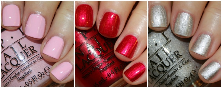 OPI Constellation Chic Trio