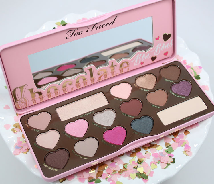 Too Faced Chocolate Bon Bons Eye Shadow Collection-2